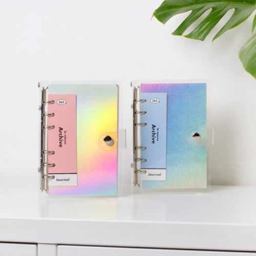Taobao planners 2018 holographic