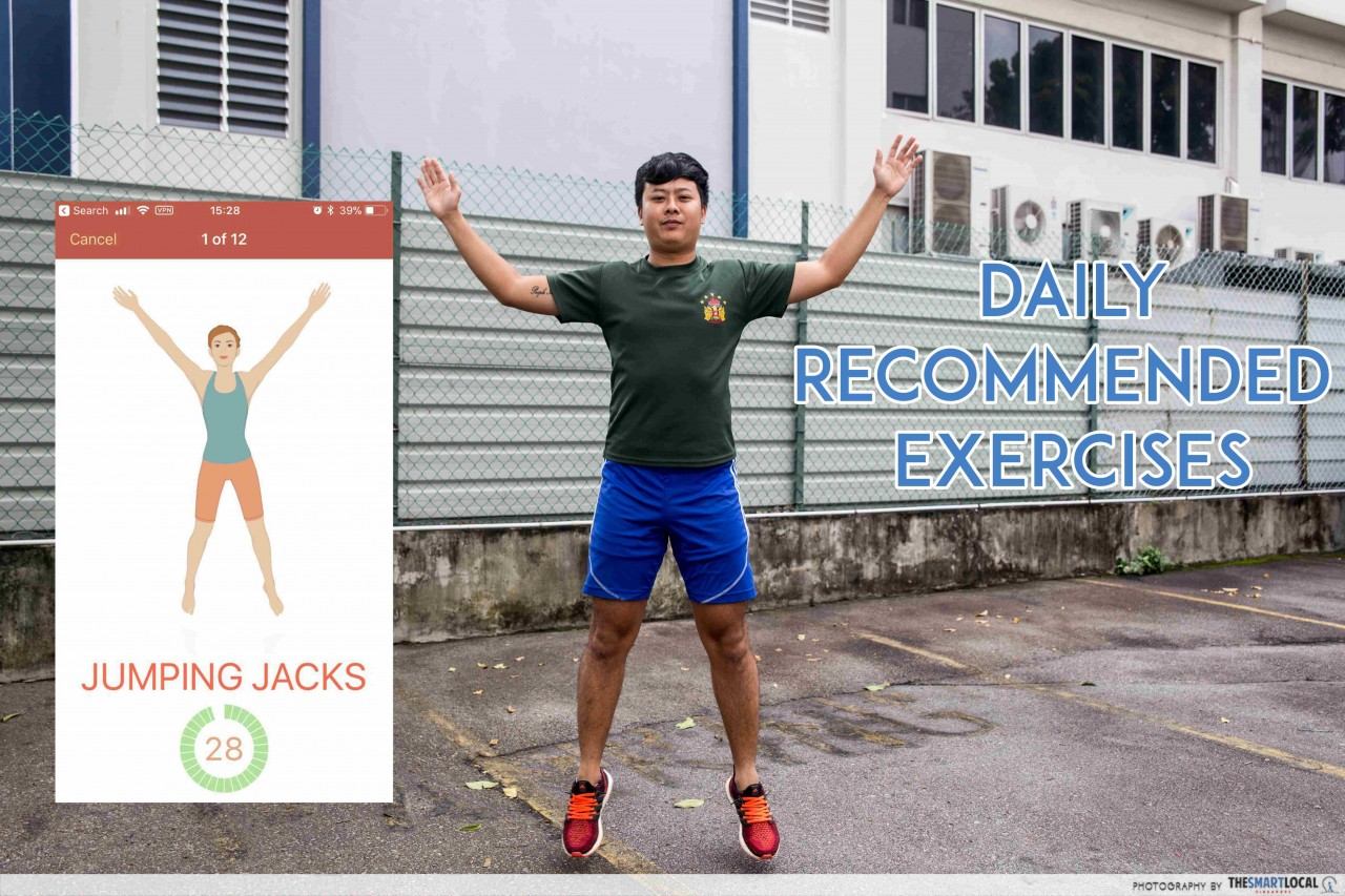 5 Free Fitness Apps All Singaporeans Can Download That Give Procrastinators No More Excuse