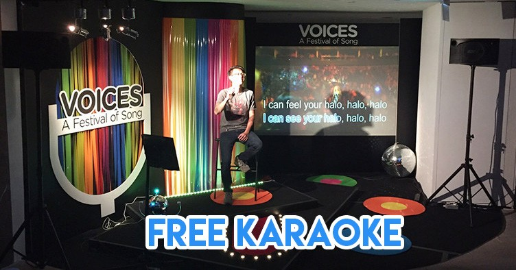 Voices At Esplanade Is Having Workshops To Up Your Singing Game & An Open Karaoke To Sabo Your Friends