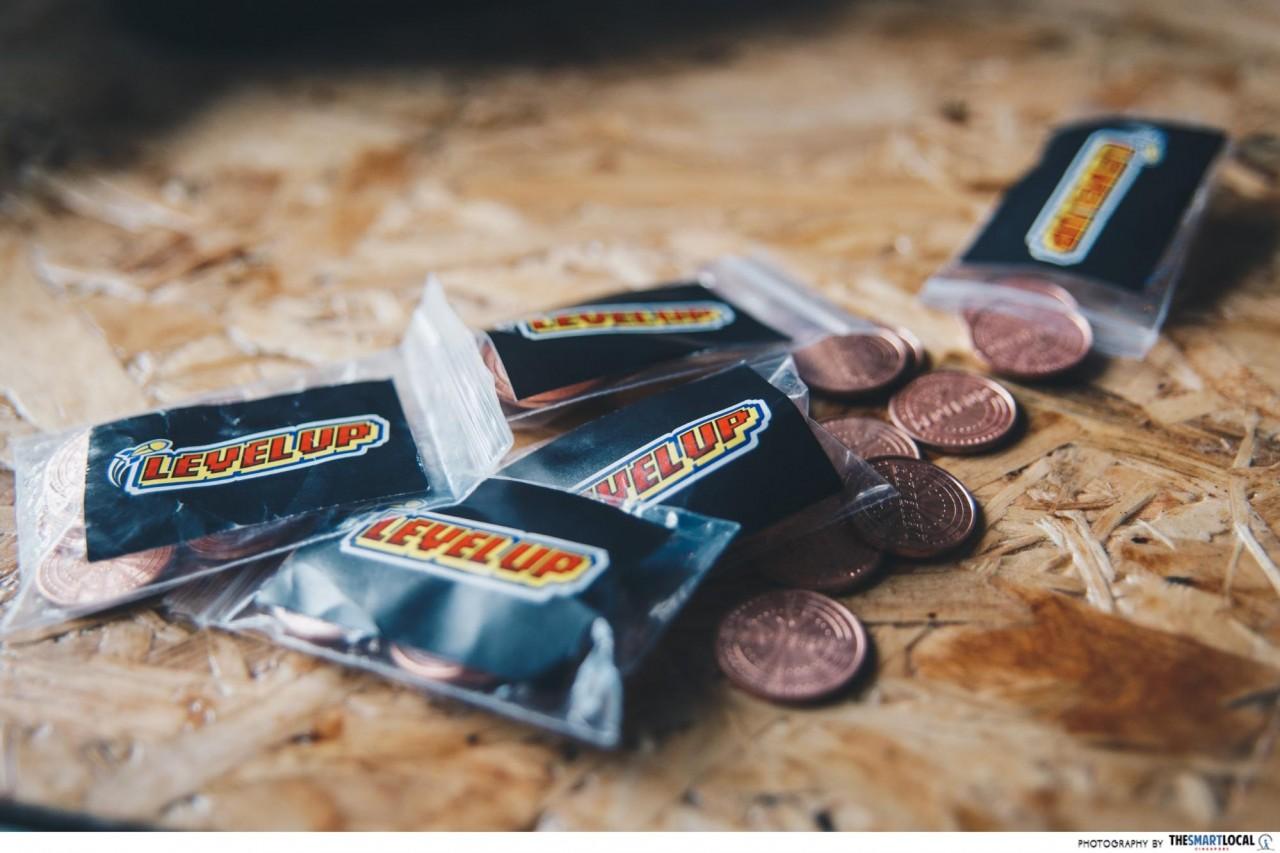 Level Up Is Clarke Quay's New Arcade-Bar With Games Like Metal Slug