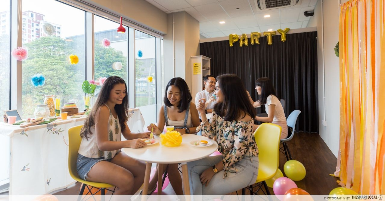 Project Central - 3-in-1 Co-Working Space In Hougang To Work, Chill Or Plan Parties At From $1.25/Hour