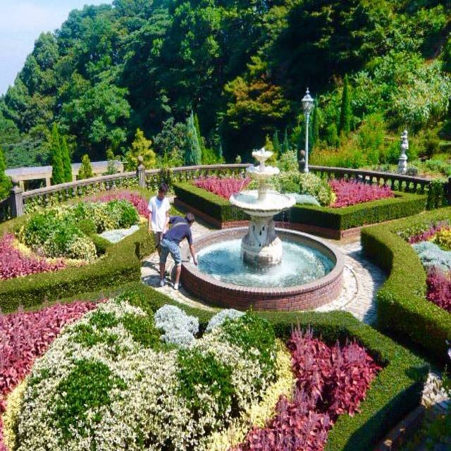 English and Italian Styled Gardens