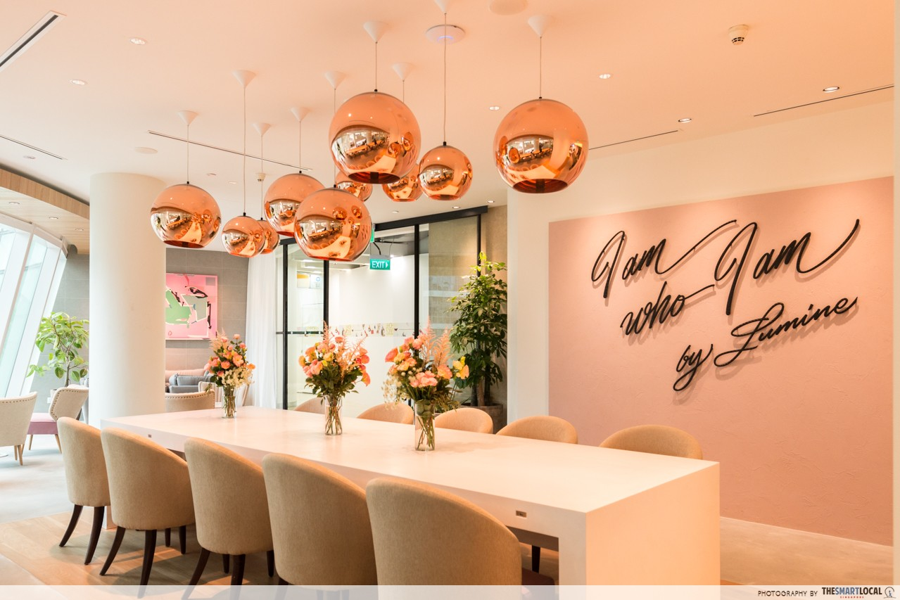 LUMINE - This New Department Store From Tokyo Has Opened In Clarke Quay With A Pastel Cafe & Japanese Labels
