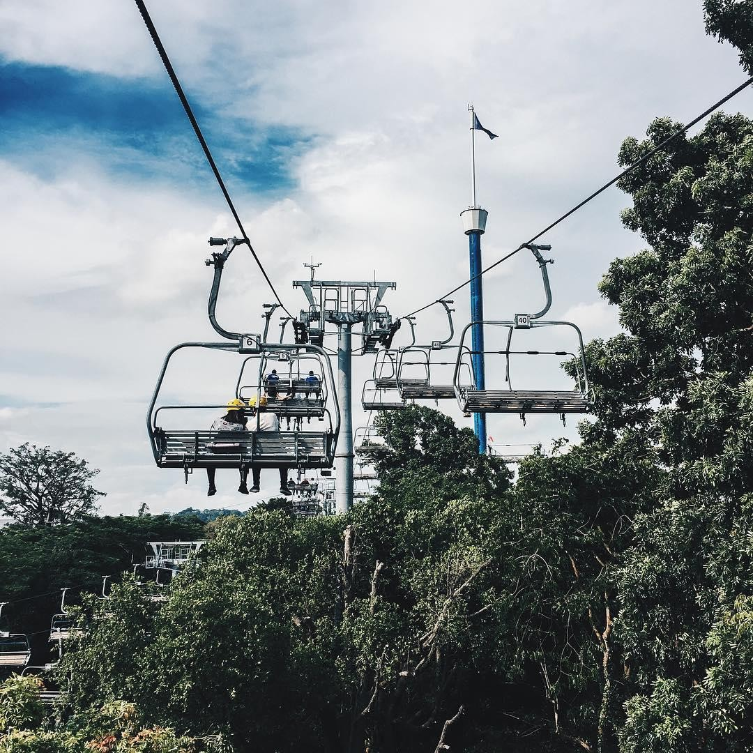 Sentosa 1-for-1: Skyride