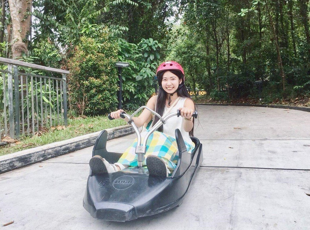 Sentosa 1-for-1: Skyline Luge