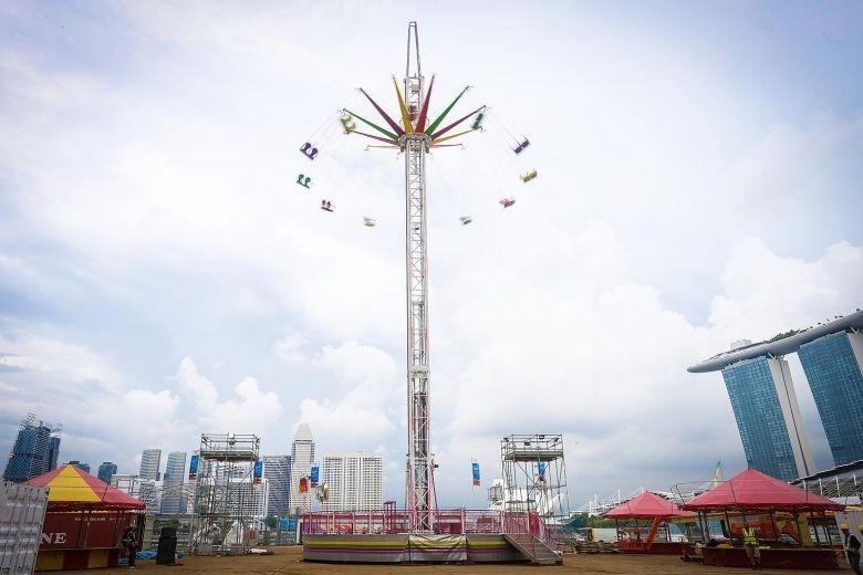 Marina Bay Carnival