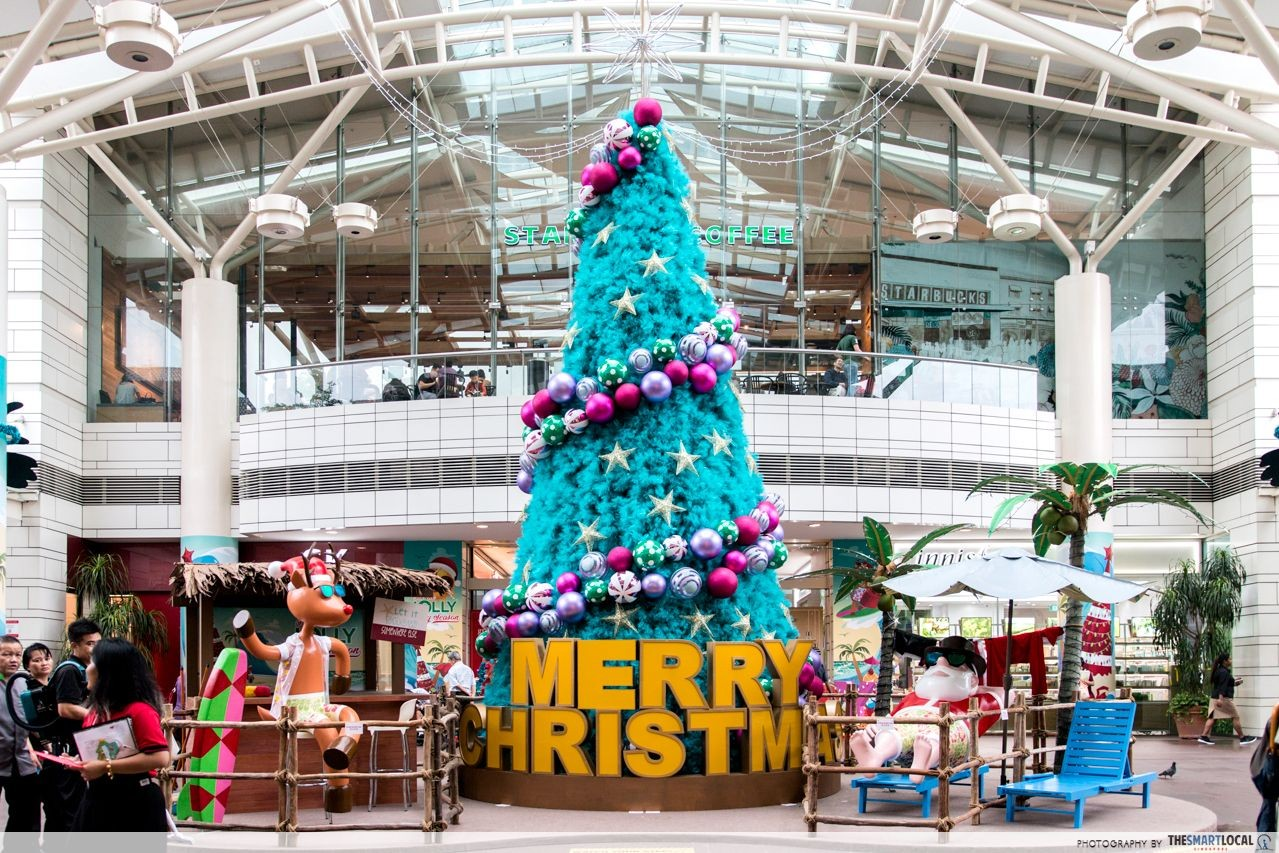 jurong point christmas