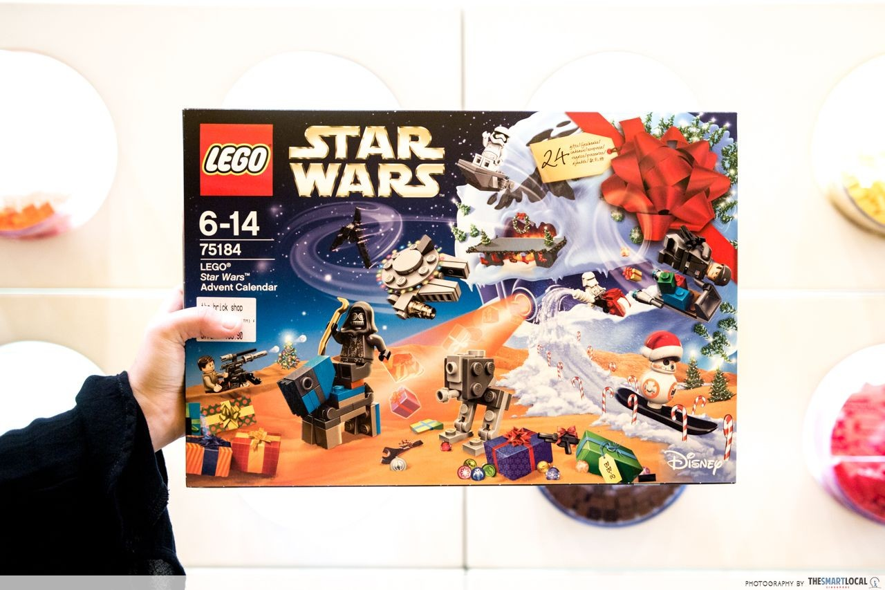 lego store star wars set