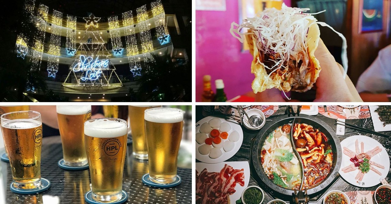 Riverside Point's Christmas Dining Promotions Include $10 Beers, Half-Priced Booze & All-Night Happy Hours