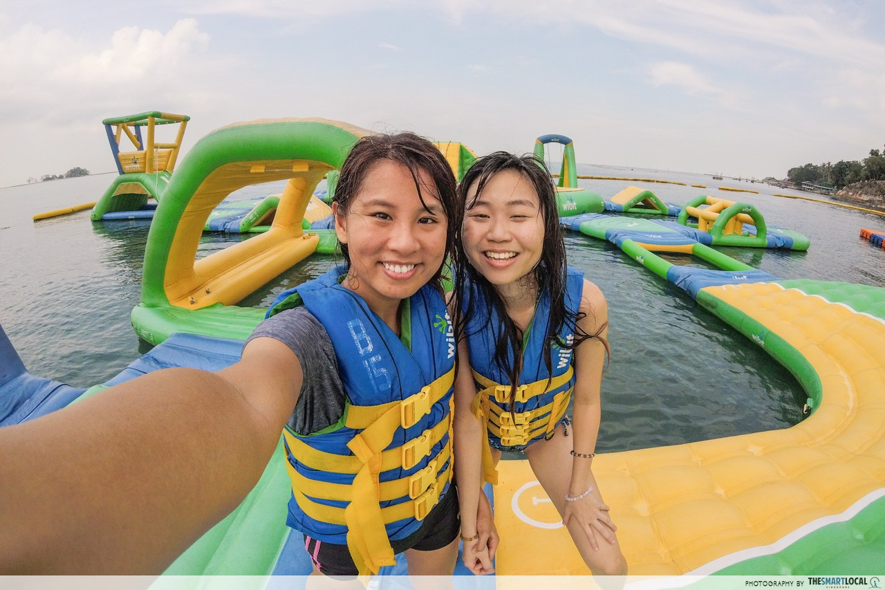 batam aqua adventure park water theme park