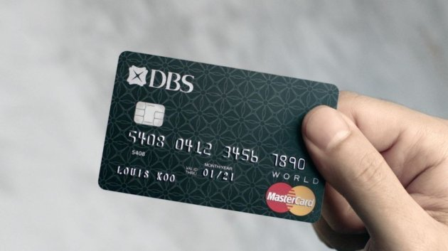 DBS Black card promotions