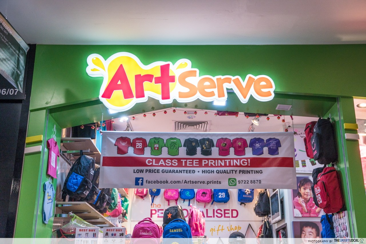 art serve singapore bugis