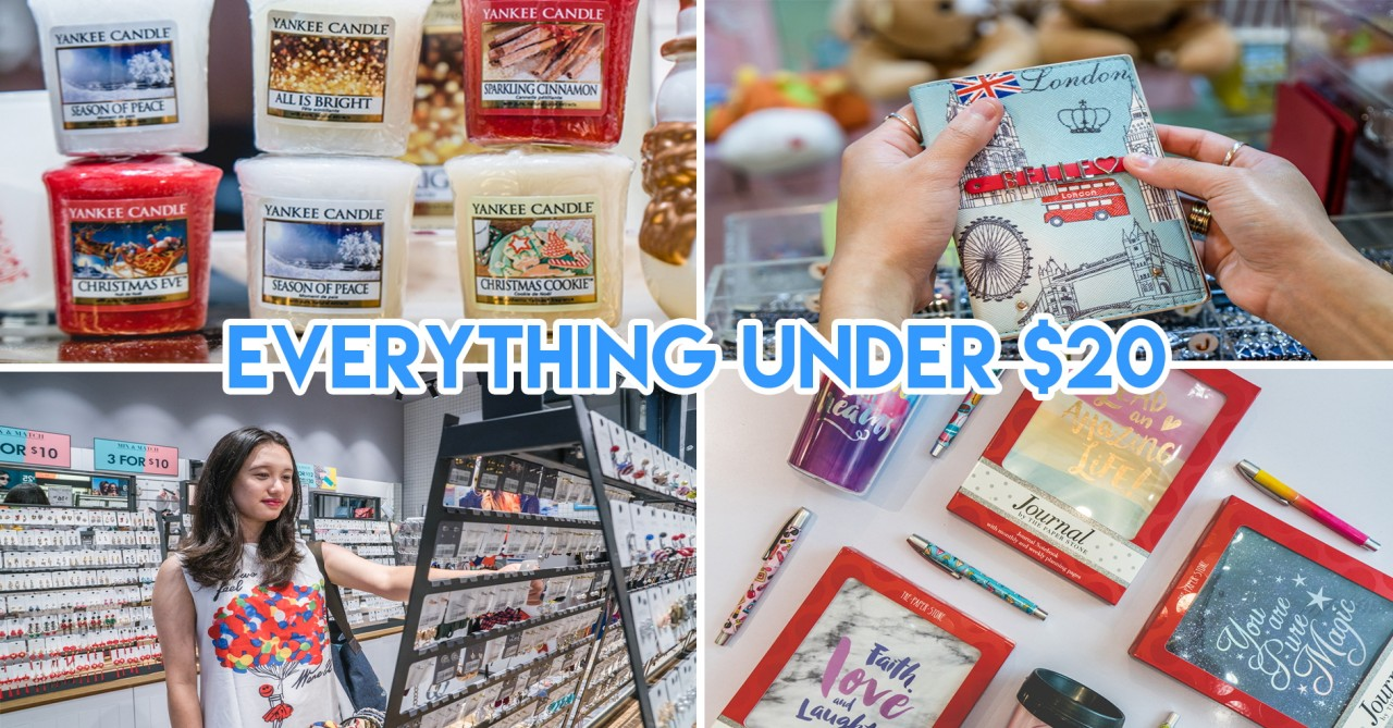 Christmas gifts under $20.