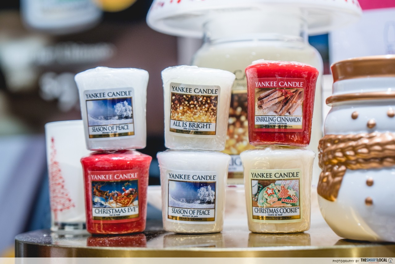 yankee candle sampler votives