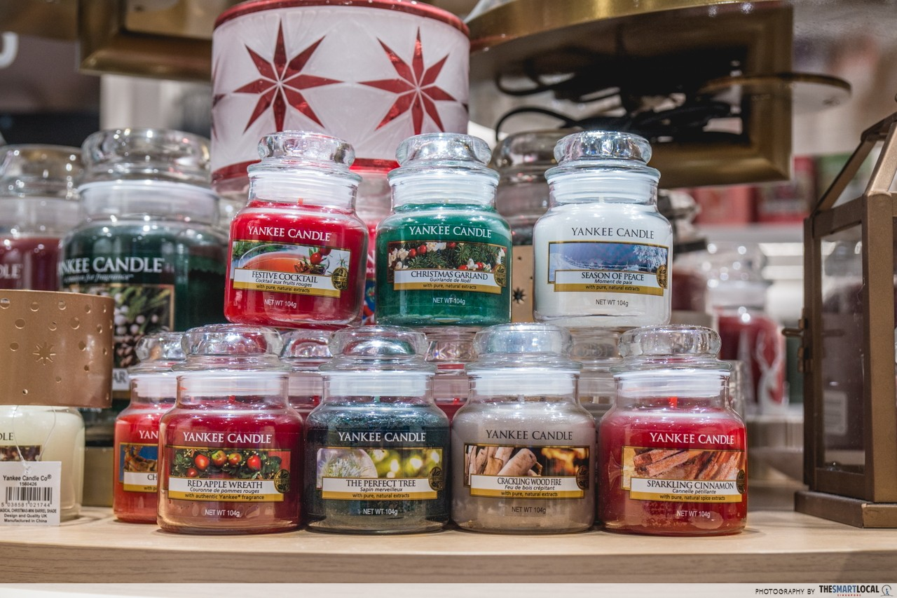 yankee candle small jars