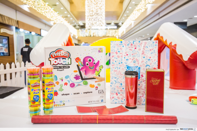 5 Activities At West Coast Plaza's PLAY-DOH Themed ...
