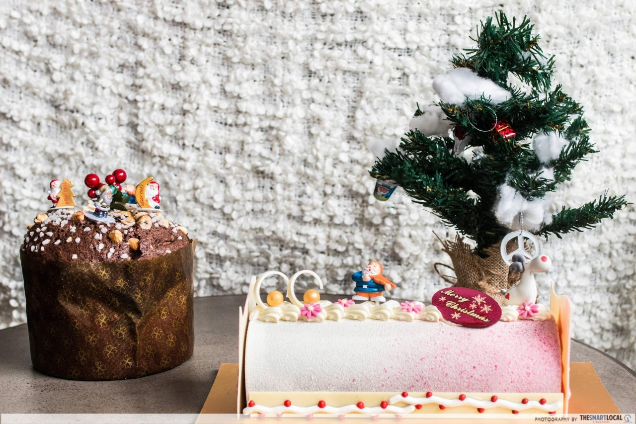Carlton Hotel's Christmas Promos Include Discounted Logcakes & 20% Off Buffets On Christmas & NYE