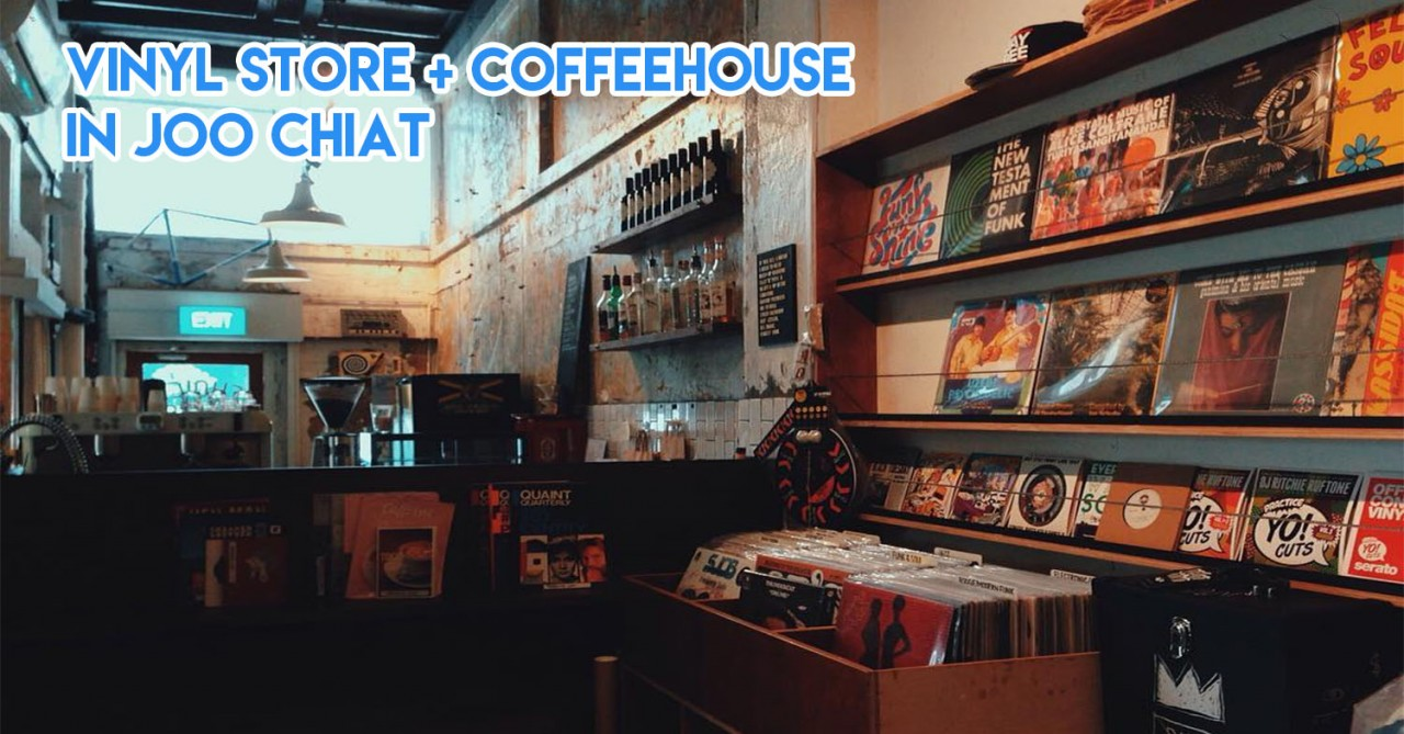 10 Best Vinyl Record Stores in Singapore For A Throwback To Before Spotify Was A Thing