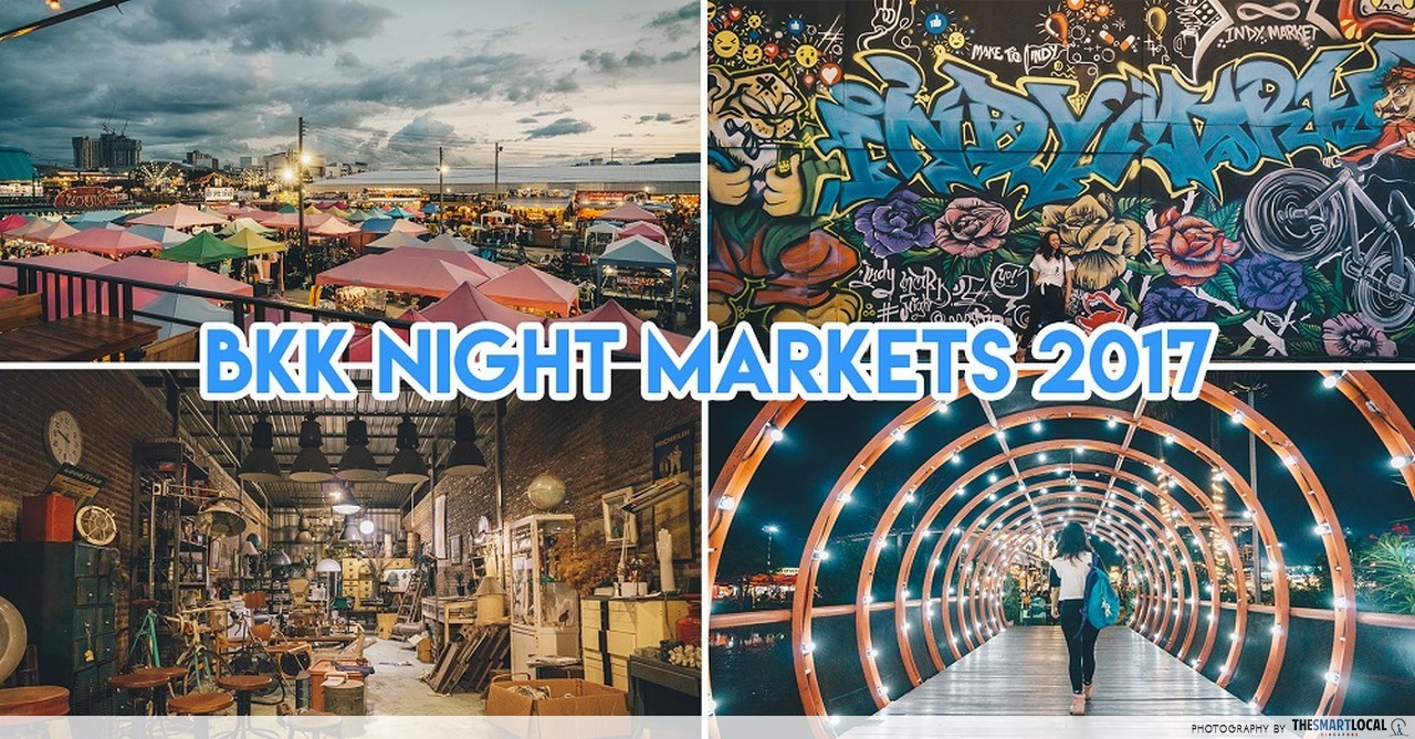 5 Super Hidden Night Markets In Bangkok We Only Discovered