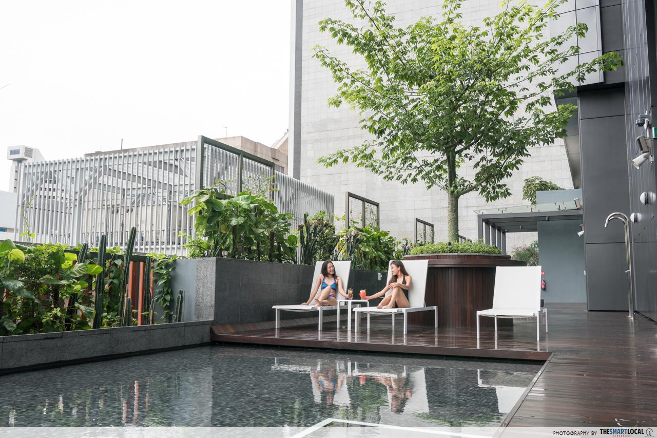 yotel swimming pool