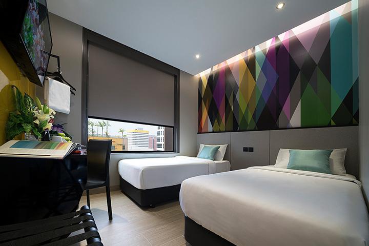 hotel mi room
