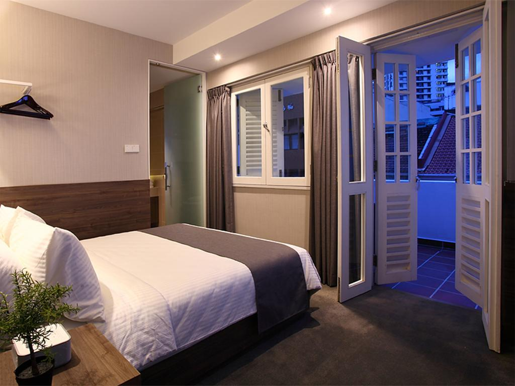 arcadia hotel room