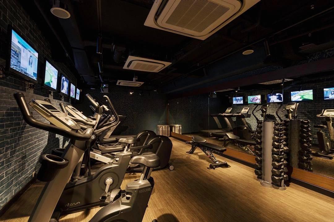 hotel g gym