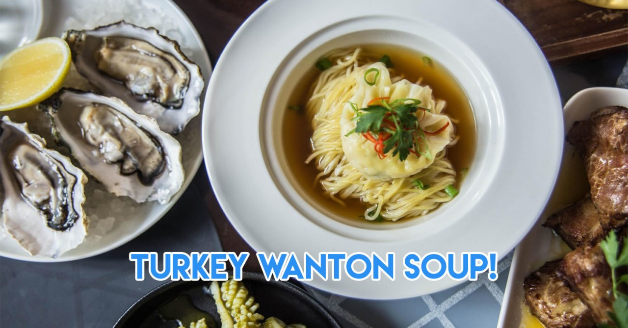 turkey wanton soup kuvo