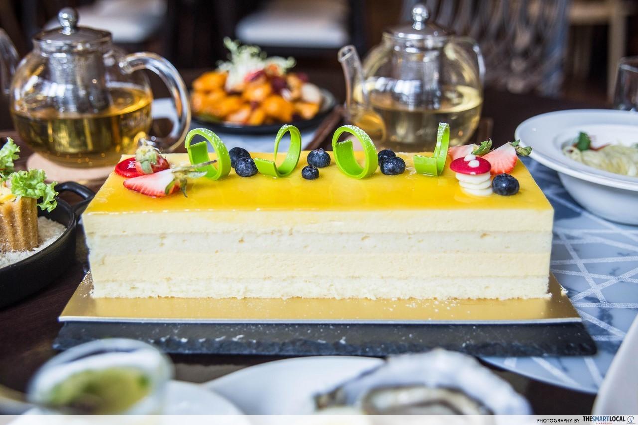 dessert kuvo cake