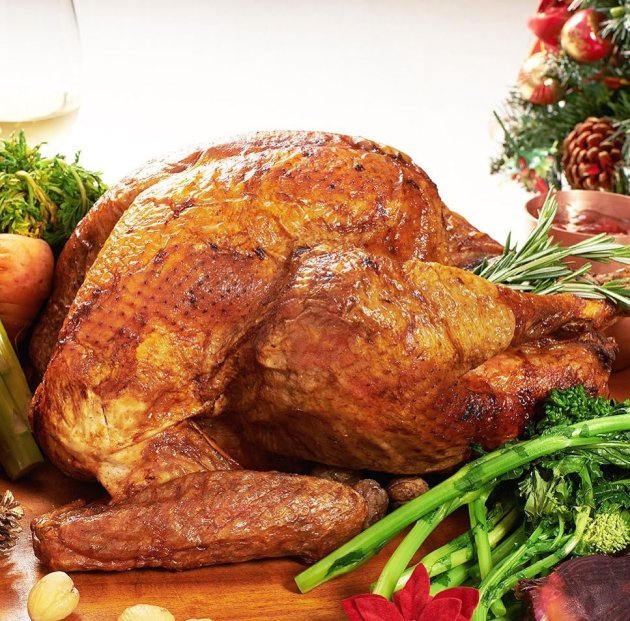 12 discounted christmas takeaways from 5 star hotels so for How to cook a 7kg turkey