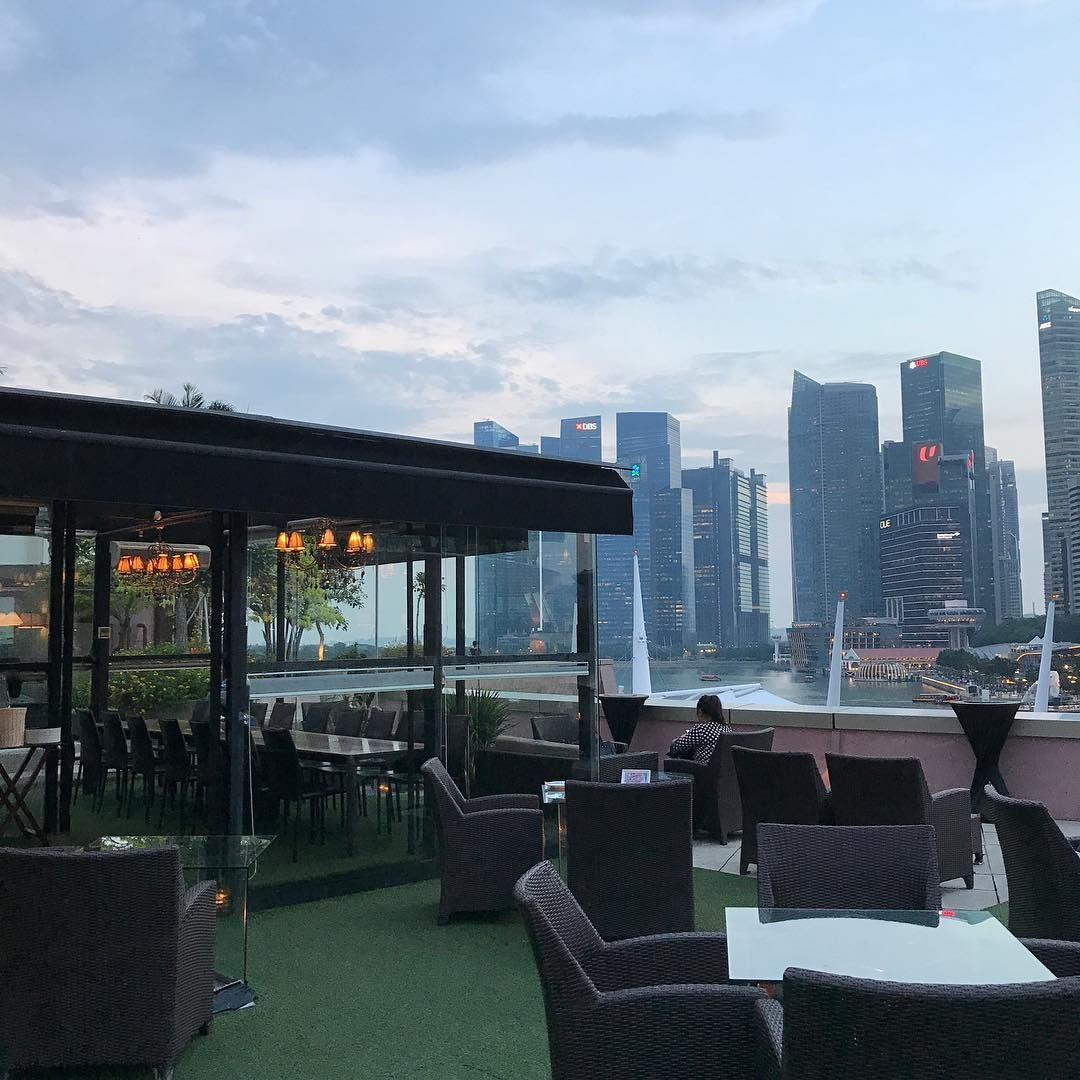 orgo bar and restaurant singapore
