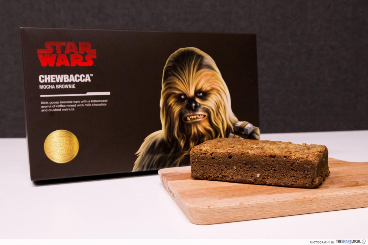 Chewbacca™ Mocha Brownie