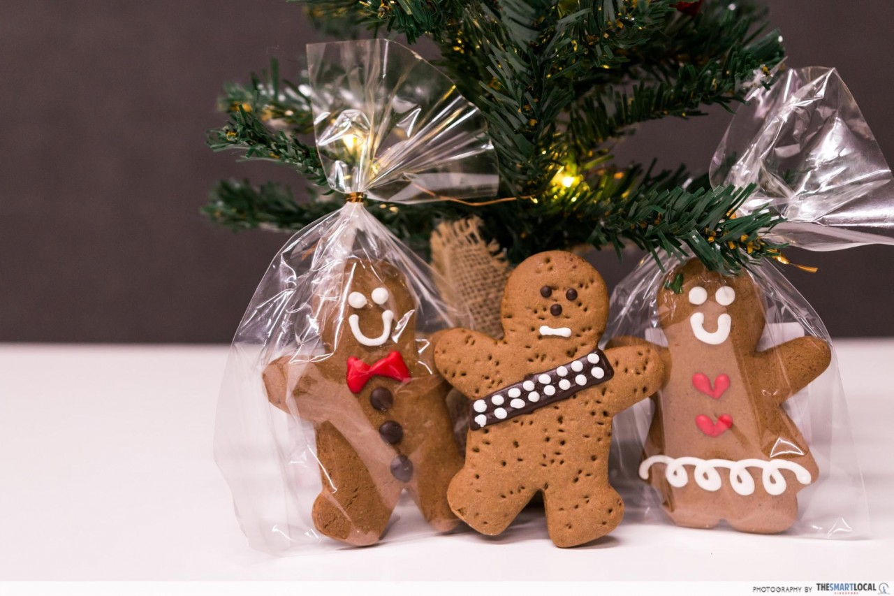 Chewbecca™ Gingerbread Cookie