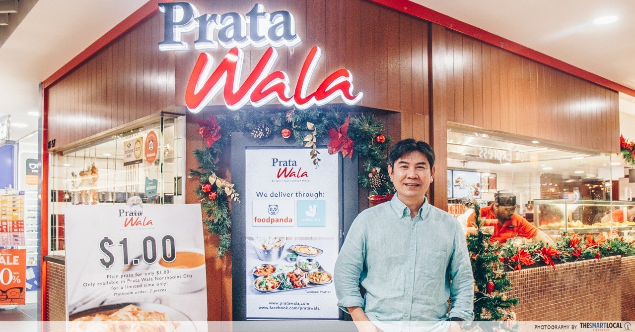 Prata Wala Was Founded By A Singaporean Chinese Who Grew Up With Indian Food