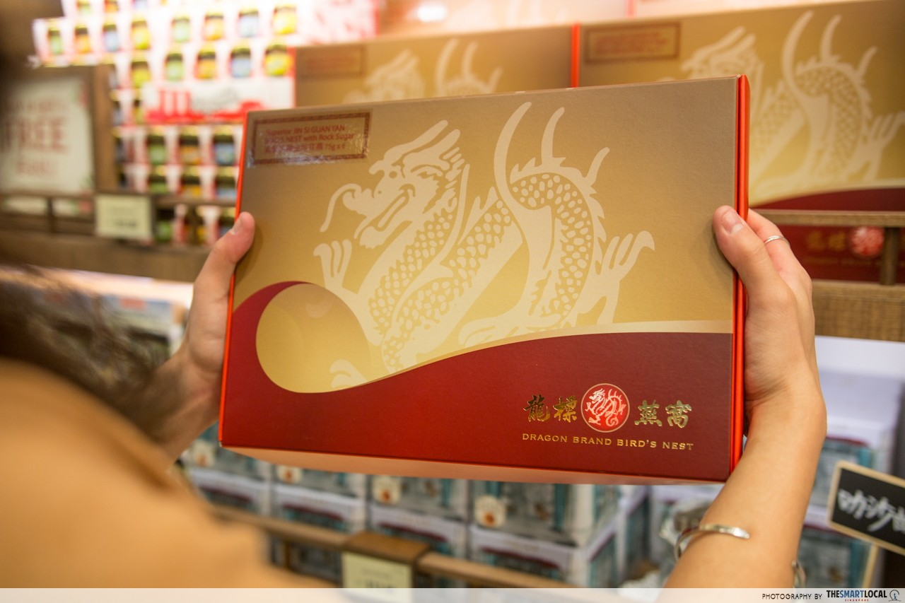 bird's nest singapore kim hing dragon brand superior jin si guan yan