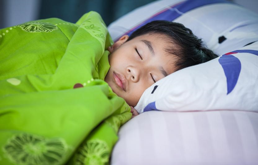 adequate sleep for young children
