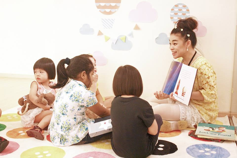 reading classes for children