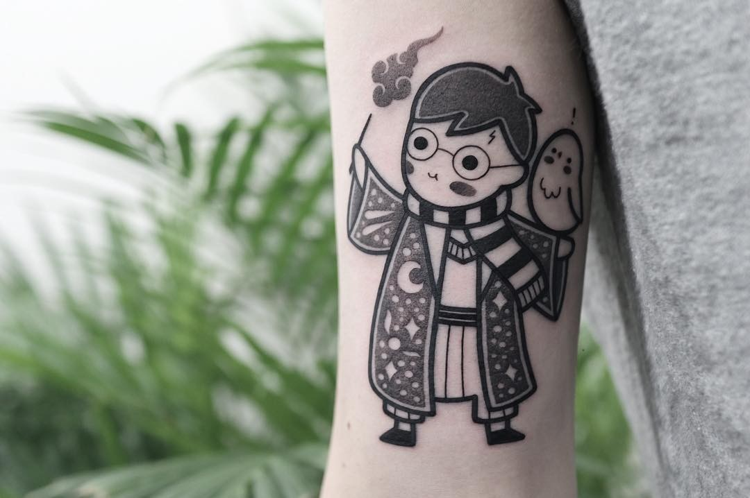 67e74a7316852 7 Korean Tattoo Artists In Seoul Who Trended On Instagram With These ...