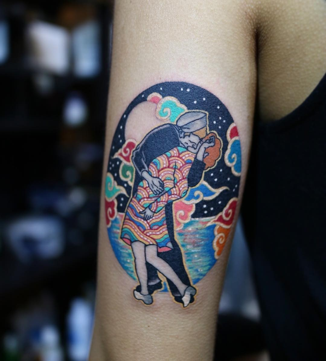 7 korean tattoo artists in seoul who trended on instagram