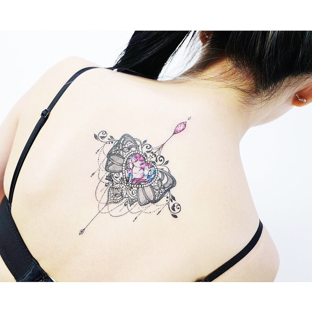 9ded0f40e3fd0 7 Korean Tattoo Artists In Seoul Who Trended On Instagram With These ...