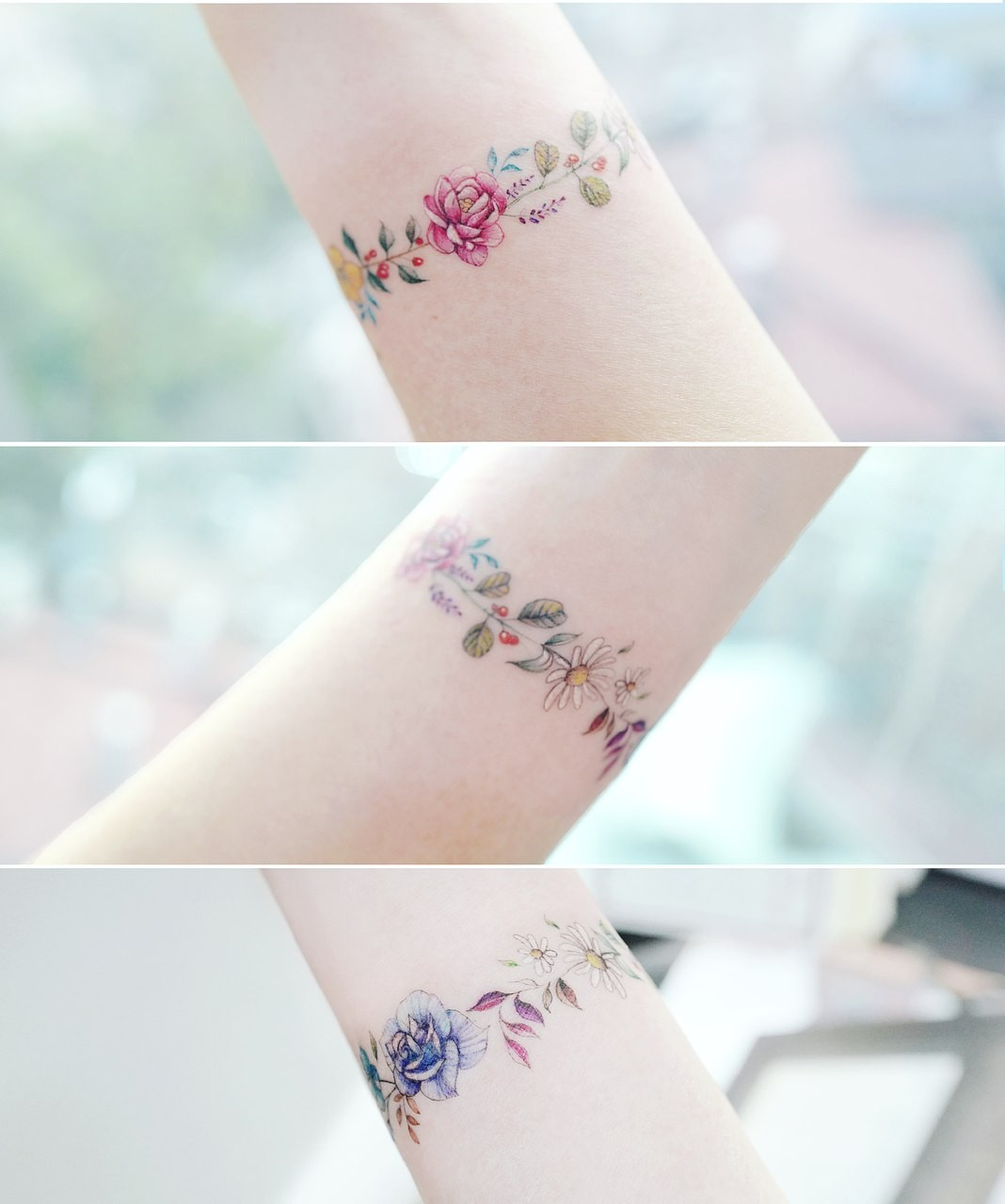 8338cc833 7 Korean Tattoo Artists In Seoul Who Trended On Instagram With These ...