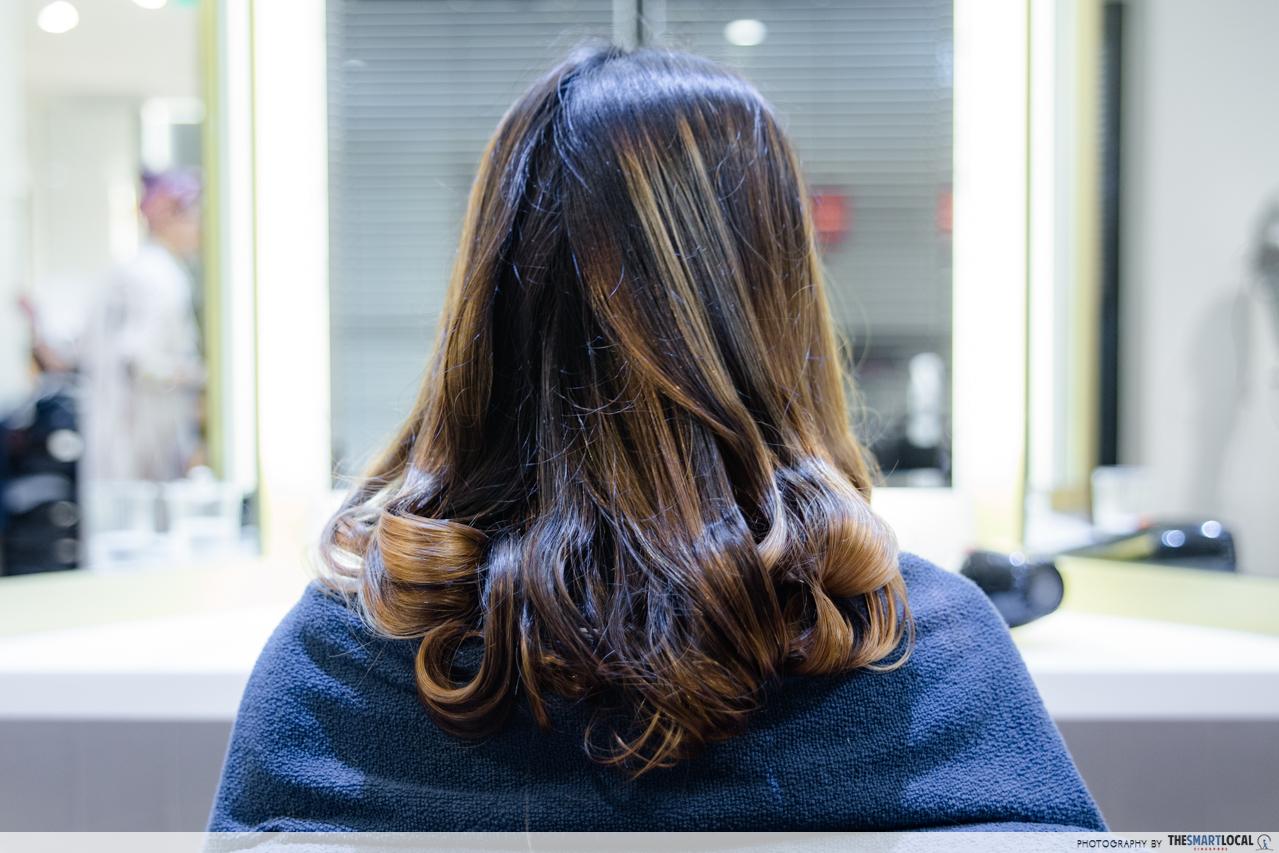 jargo hair studio hair perm