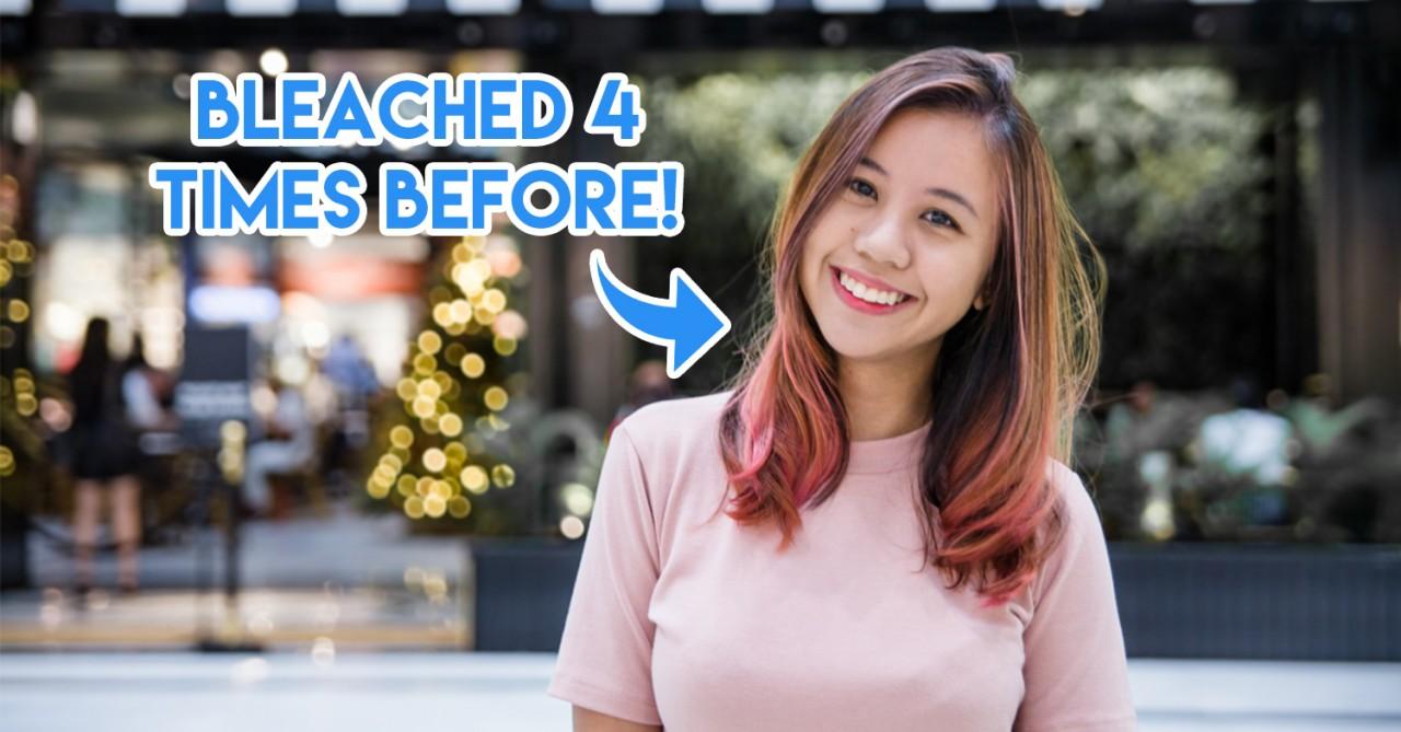 JARGO Hair Salon - Korean Perm Made For Super-Bleached