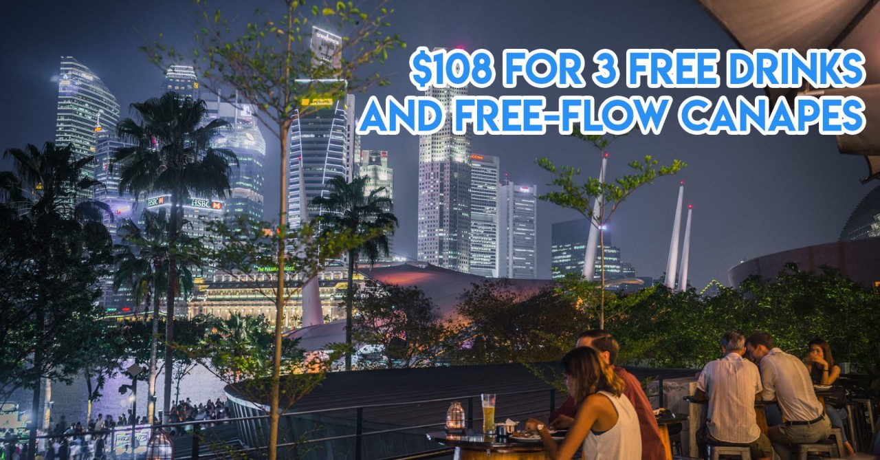 6 Rooftop Countdown Parties In Singapore For Firework Views Minus The Crowds