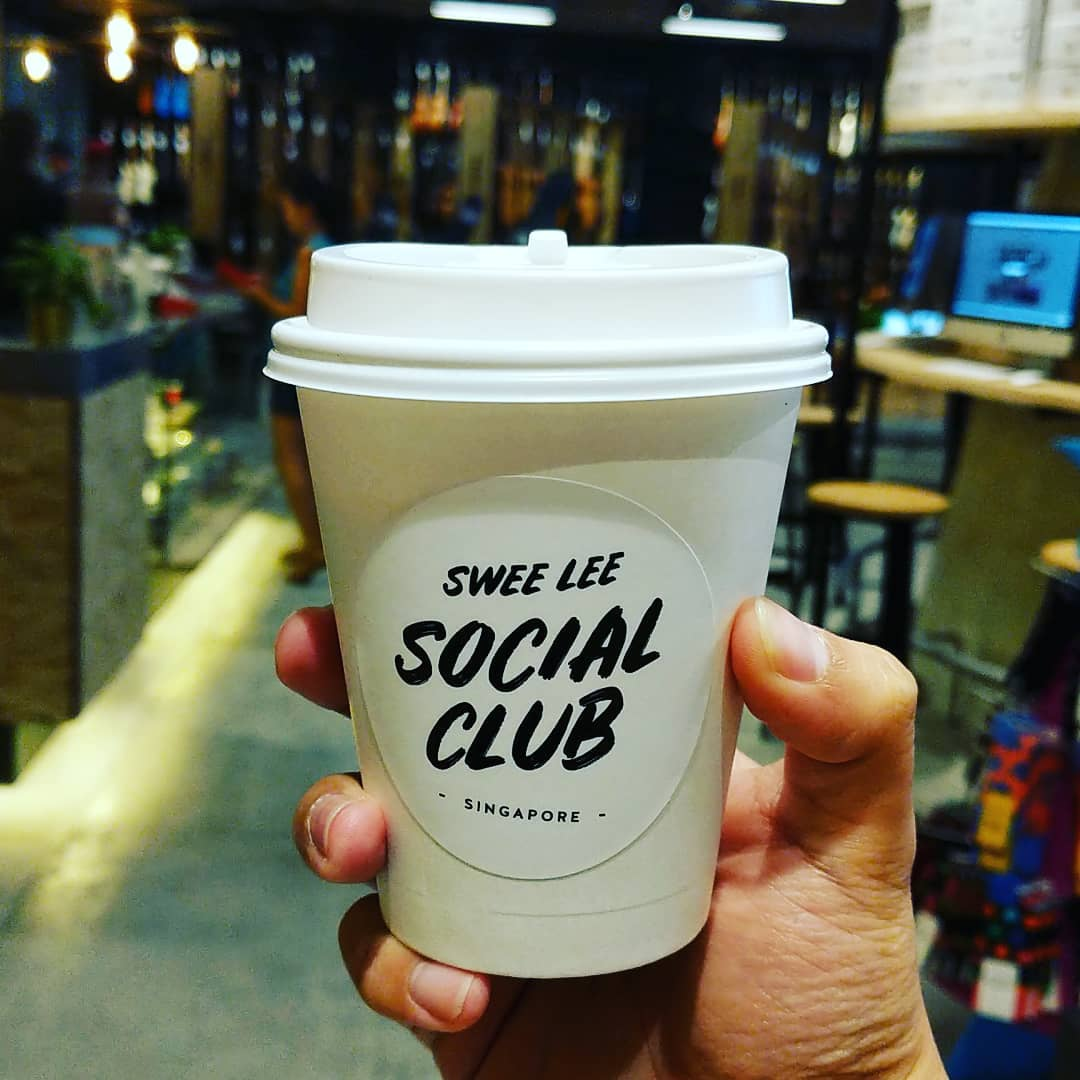 A new year, a fresh diet (7) - Swee Lee Social Club coffee
