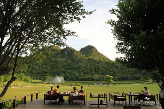 Escape to the hills at Keeree Mantra Restaurant