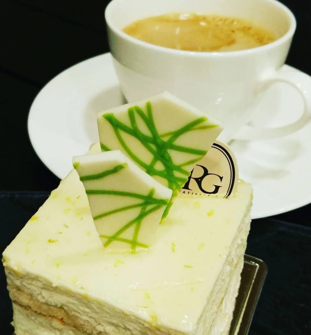 Jan deals - Yuzu cheesecake
