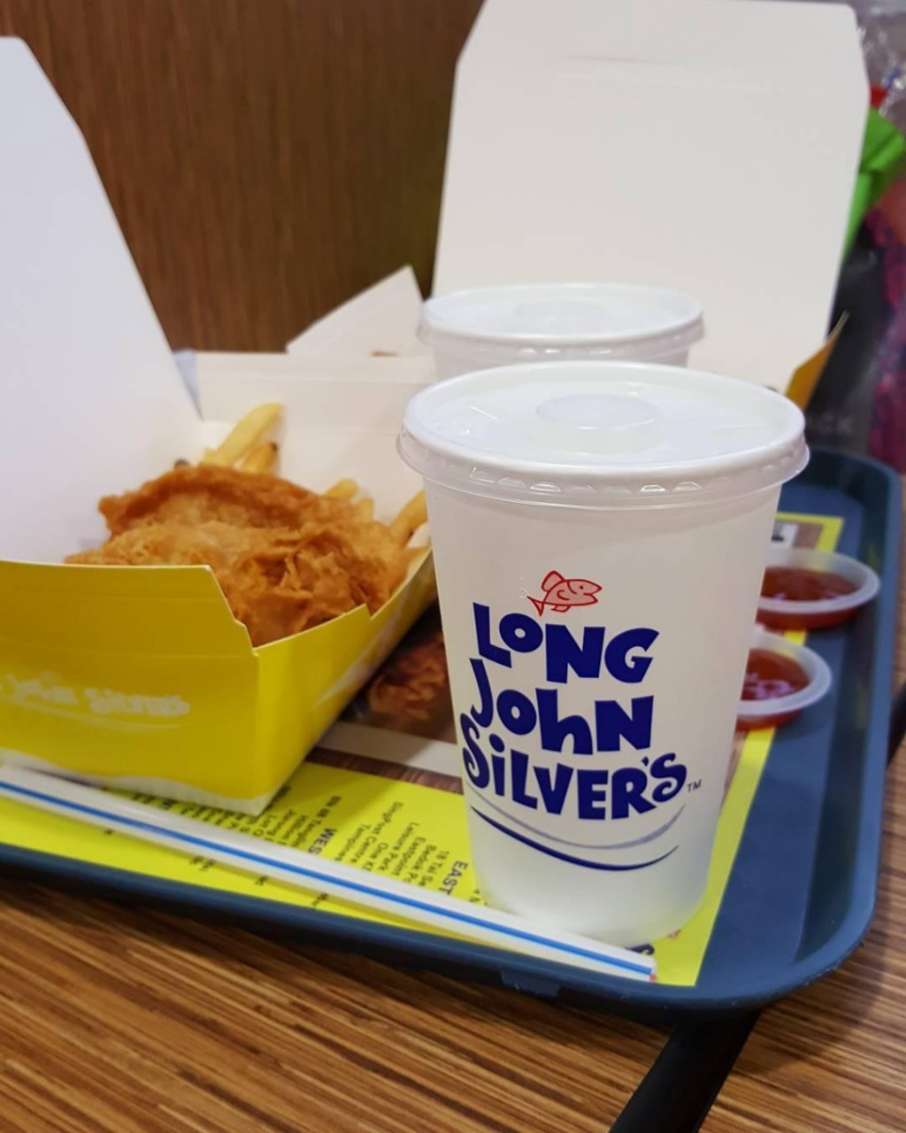 Jan deals - Long John Silver's