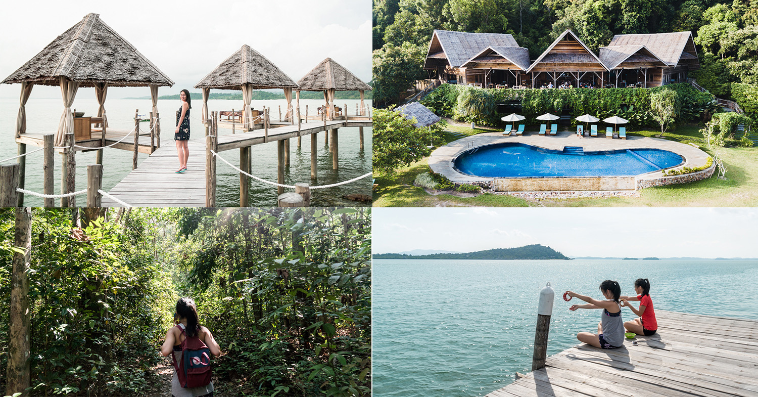 Telunas Resorts (1) - Cover collage