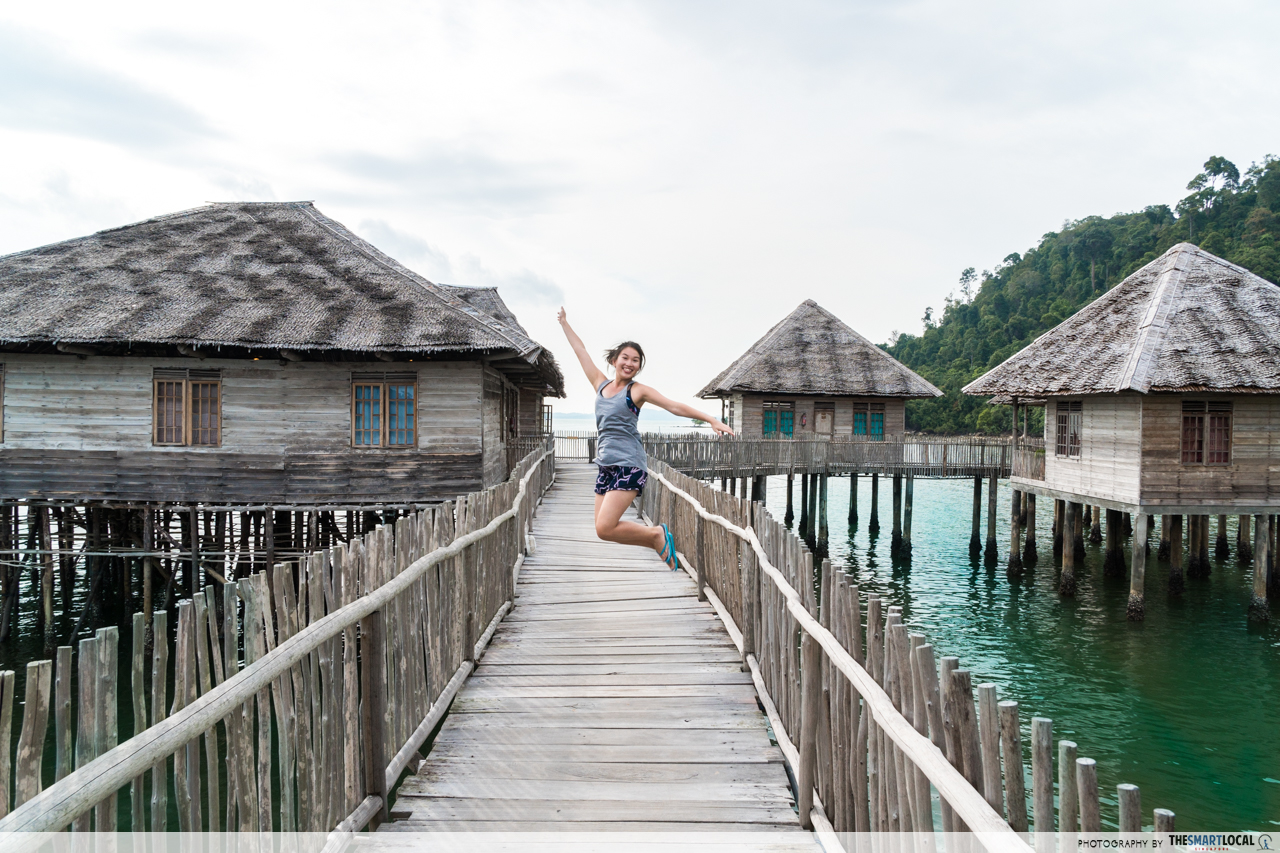 Telunas Resorts (15) - Beach resort